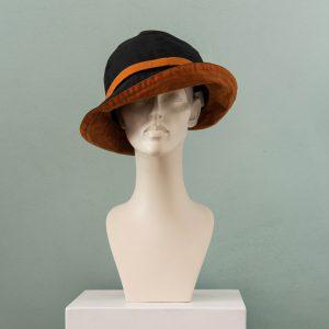 Debbie Rainhat – Black/orange