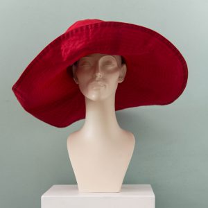 Dashing Rainhat – Red