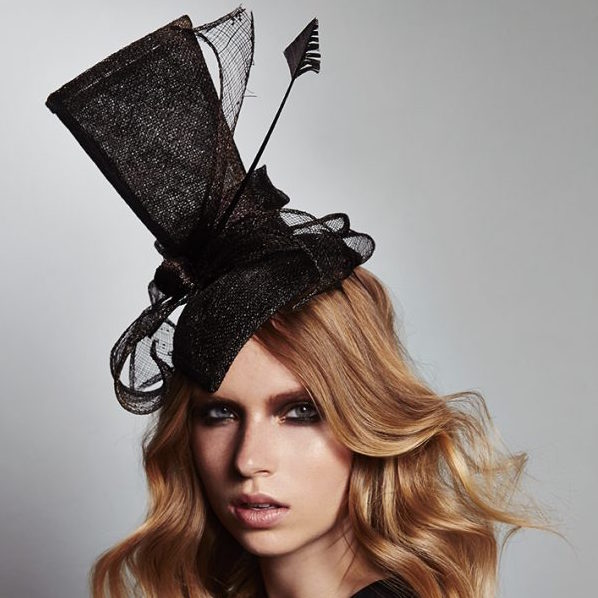 Sinamay Grazy Tophat 600×839