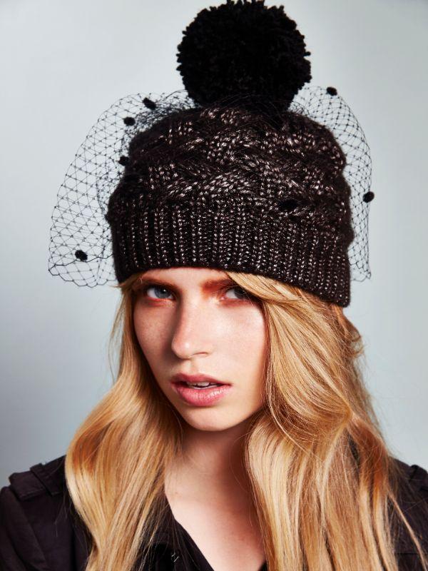 Winter Chique Black