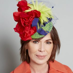 Fabulous Fascinator Multi Colours