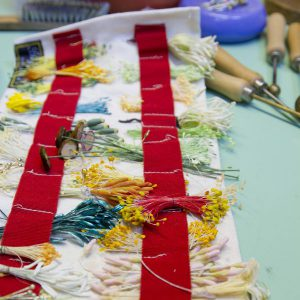 Workshop Flowermaking – 18 October 2019
