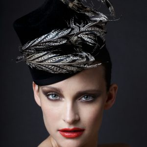 Feathered Tophat