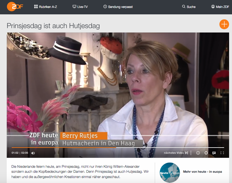 Berry On ZDF