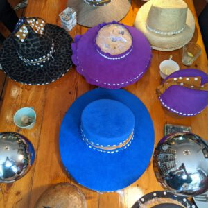 Hat Making Course – Beginners September 2021